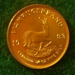 1-4-oz-krugerrand-sprinbok-side